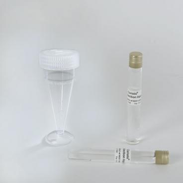 Cones + liquid doses - Single use (by 10)